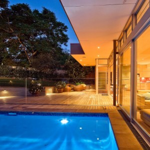 Renovation pool deck Lane Cove