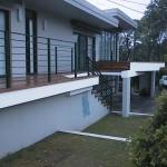 Decking Pergolas steps balustrades