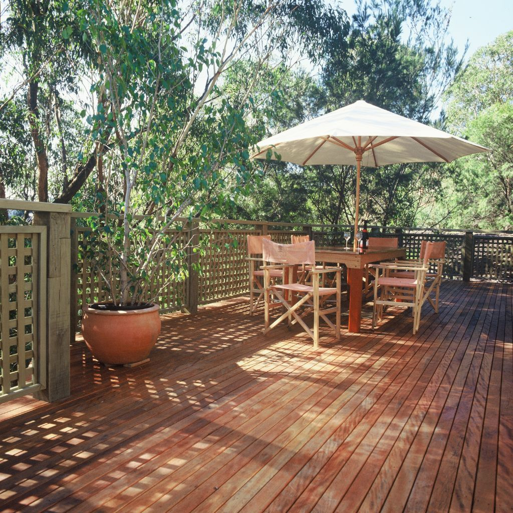 Decking Pergolas steps balustrades