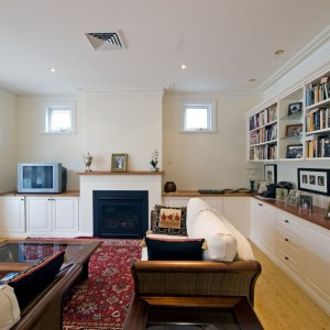 House renovation Cammeray