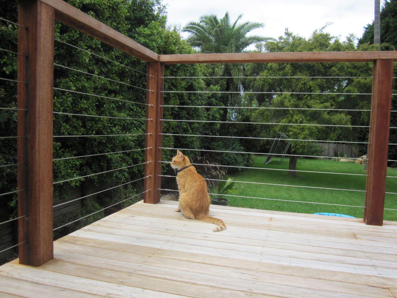 Timber Decking Amp Balustrades Outdoor Living Carports