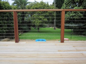 Balustrades and Decking